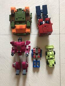 Transformers Vintage G1 Junk Lot