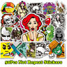 50 pcs/pack Classic Fashion Style Graffiti Stickers For Cool laptop Skateboard