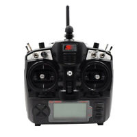 FS-TH9X 2.4G 8CH Transmitter & iA10B Receiver for RC Helicopter Plane Glider