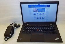 Lenovo Thinkpad x1 Carbon 2nd gen Core i5 1.9ghz 4GB 250GB SSD Win 10 Pro Webcam