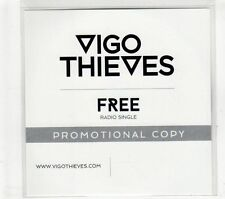 (GT260) Vigo Thieves, Free - 2015 DJ CD