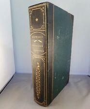 MALTE-BRUN / ABREGE DE GEOGRAPHIE UNIVERSELLE / 1842 FURNE (cartes, gravures)