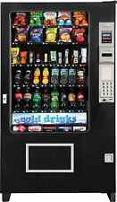 Ams Glass Front Combo Bottle/Can/Snack Vending Machine Brand New Made In America