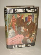 T. S. Stribling - THE SOUND WAGON - 1936 HC/DJ