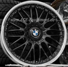 original BMW BBS 5er E60 E61 Alufelgen Kreuzspeiche 101M grau Leichtmetallräder