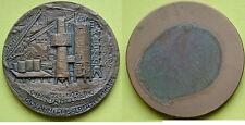 MEDAGLIA GIOVANNI GHISALBERTI & FIGLI S.p.A FORNACI BERGAMO 1927-->1977 UNIFACE