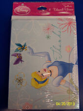 RARE Cinderella Dreamland Disney Princess Birthday Party Thank You Notes Cards