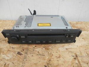 JAGUAR S-TYPE NAVI RADIO CD PLAYER COMPACT DISC BEDIENTEIL 2R8318B876BJ
