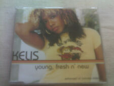 KELIS - YOUNG, FRESH N' NEW R&B CD SINGLE