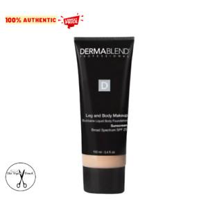 Dermablend Jambe et Corps Maquillage Fond De Teint SPF 25 - Fauve Doré 65N -
