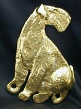 Lakeland Terrier Hook in Bronze
