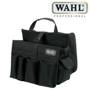 Wahl Tool Carry Hairdressing Multi Compartment Equipment Bag Black ZX569