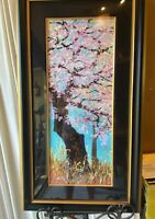 DAVID NAJAR LIMITED EDITION BLUSHING BEAUTY Signed And Numbered
