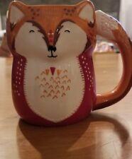 Tag Fox Coffee Tea  Cup Mug 14Oz