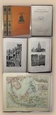 Dahlmann Indische Fahrten 1927 2 Bde Landeskunde Geografie Reise Asien Indien xy
