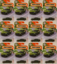 MATCHBOX #2 '18 Dodge Charger Sedan/Saloon, 2019 issue ● LOT of 12x (NEW)