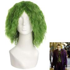 Green Batman Joker Joker cosplay wig wigs