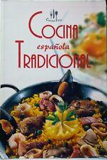 Cocina Española Tradicional. Libro