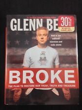 Broke: The Plan to Restore Our Trust, Truth and Treasure-Glenn Beck-1st Edition