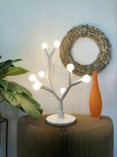 NEW Fun LED Tree Branch Table Lamp, Modern, Configurable, 750 Lumen, 8W, White