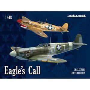 Eduard Edua11149 EAGLE´s CALL British WWII fighter aircraft Spitfire MkVb and Mk