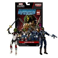 Marvel Legends Figurine Comic Packs Gamora et Star Lord Hasbro