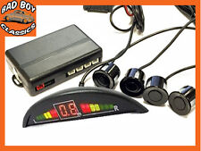 Parking Sensor Kit with LED Display & Buzz Alert WIRELESS TECHNOLOGY