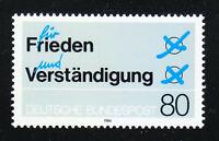 Germany BRD 1984 Mi 1231 MNH Sc 1431 Peace & Understanding **