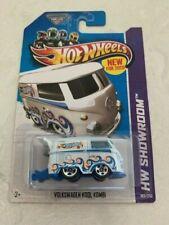 2013 Hot Wheels HW Showroom Volkswagen Kool Kombi #169