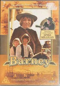 Barney (DVD, 2005)  Spike Milligan - Aussie Family Adventure  BRAND NEW & SEALED