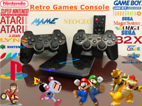 Classic Retro Games Console, Arcade Machine 272GB 10K TITLES, Latest 2020, HDMI