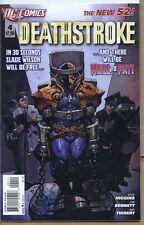 Deathstroke 2011 series # 4 fine comic book