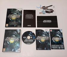 Metroid Prime Trilogy (Nintendo Wii)  European Version Pal