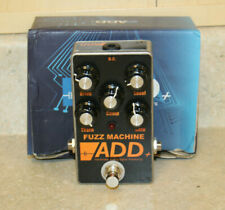 ADD+ Fuzz Machine Guitar Effects Pedal * Pre-owned*  FREE SHIPPING