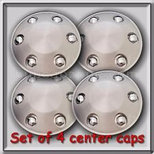 2013-2014 Ford F-150 Truck Aluminum Wheel Center Cap, F150 Hubcaps Set of 4
