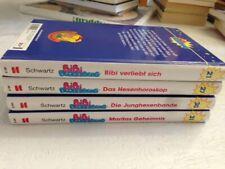 Bibi Blocksberg, Buch, von Theo Schwartz, 4 Buecher, ab 8 Jahre