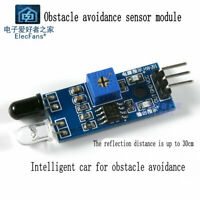 Intelligent car obstacle avoidance sensor module infrared tube module