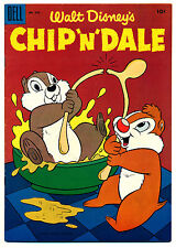 Walt Disney's Chip'N'Dale Four Color #636 (Dell) FN7.1