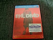 Evil Dead (2013) Blu-Ray Futureshop Exclusive Limited Edition Steelbook New&Seal