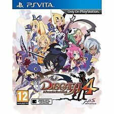 Disgaea 4 a Promise Revisited - PlayStation PS Vita Delivery