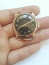 VINTAGE RARE MENTOR SPECIAL SWISS MADE HANDWIND WATCH  FOR SPARE FOR REPAIR