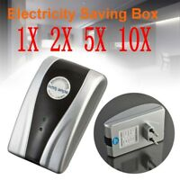 EcoWatt365 Power Energy Electricity Saving Box Household Electric Smart EU Plug