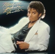 Michael Jackson THRILLER 6th Album GATEFOLD New Sealed Vinyl Record LP