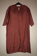 Marni Pure Silk Ruffle Detail Dress BNWT Size UK 10 / IT 42