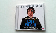 BENJAMIN BONETTI : EASY WAY TO LOSE WEIGHT WITH HYPNOSIS CD NEW/SEALED