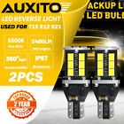 AUXITO LED Reverse Backup Light Bulbs T15 912 921 Extremely Bright White 6500K  for sale