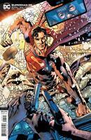 DC COMICS SUPERMAN #25 COVER B BRYAN HITCH VARIANT 2020