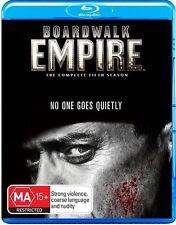 Boardwalk Empire : Season 5 (Blu-ray, 2015, 4-Disc Set)
