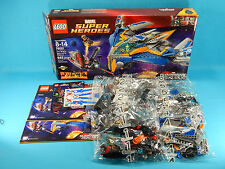 Lego 76021 The Milano Spaceship Rescue Guardians of the Galaxy 2014 New OPEN BOX