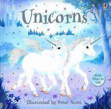 Unicorns Usborne Lift-the-Flap